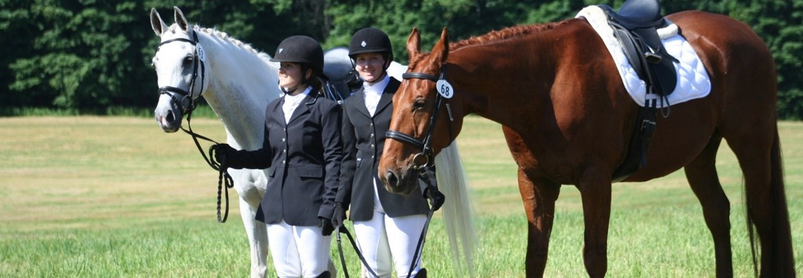 Header - Steph & Erin At Show